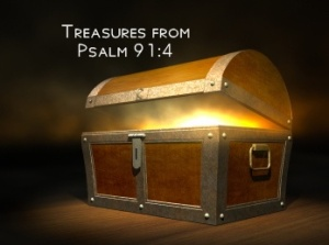 Treasure Box--Psalm 91_4