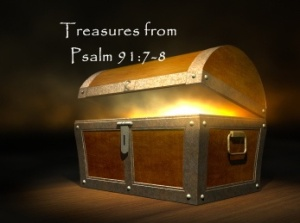 Treasure Box--Psalm 91_7-8