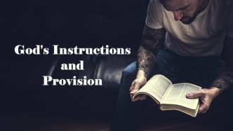 Instructions and Provision...bottom lines