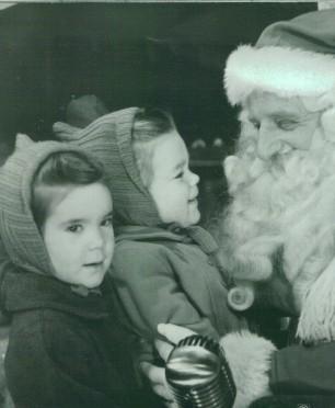 me-ginny-and-santa