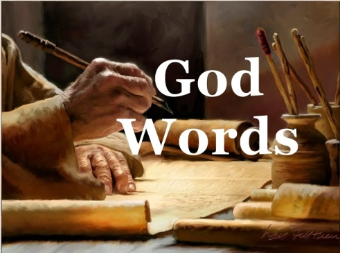 God Words Covershot