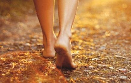 feet shod with peace